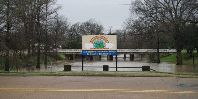 Rainbow Connection Bridge