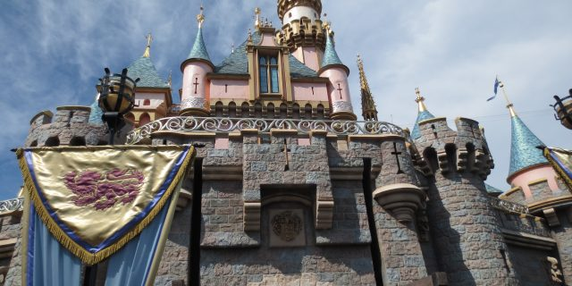 Sleeping Beauty Castle (Disneyland Park)