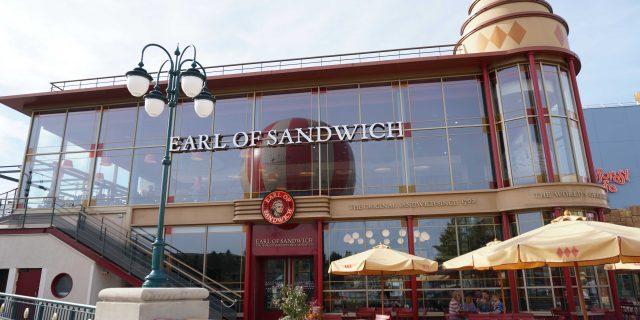 Earl of Sandwich (Disney Village)