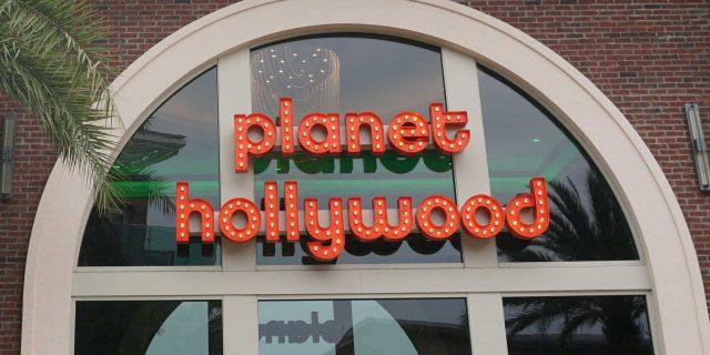 Planet Hollywood (London, UK)