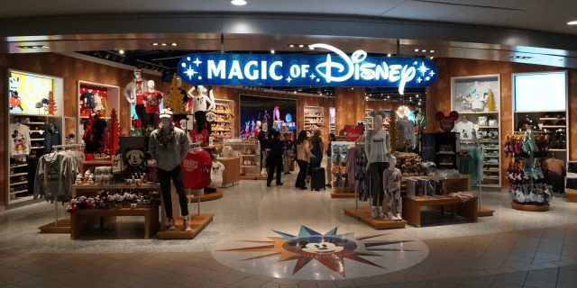 Magic of Disney (MCO East Hall)