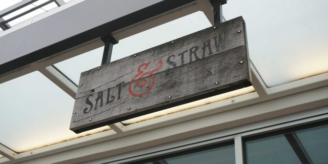 Salt & Straw (Downtown Disney)