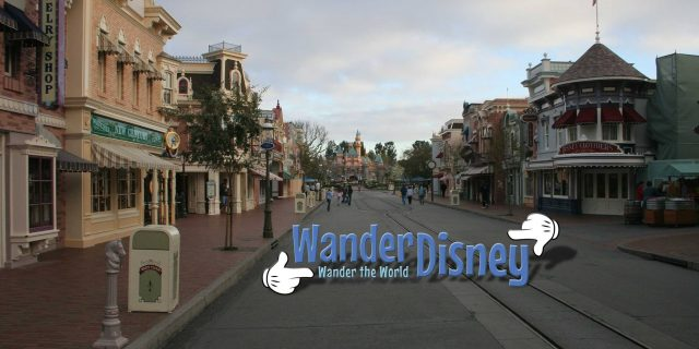 WanderDisney.com Launches!