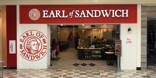 Earl of Sandwich (Atlanta, GA)