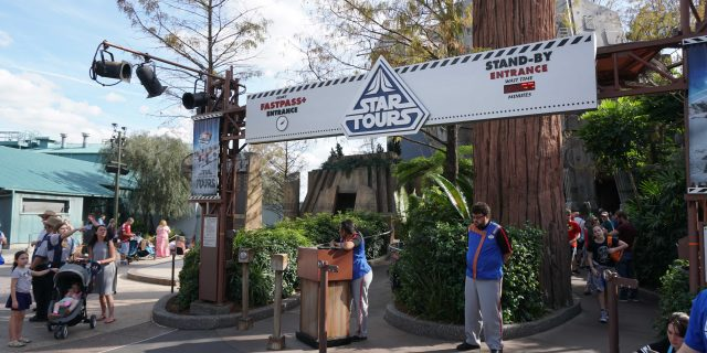 Star Tours – The Adventures Continue (Disney's Hollywood Studios)