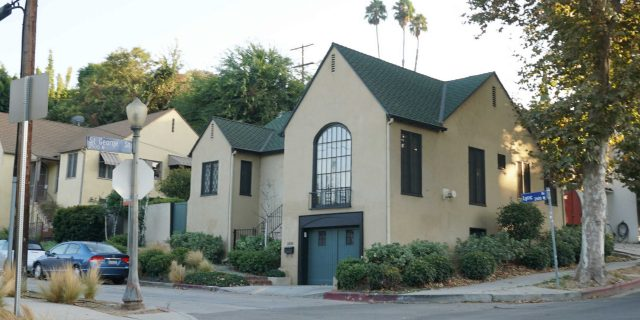 Walt and Lillian's Lyric Avenue Home