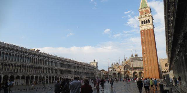 St Mark's Campanile (Venice)