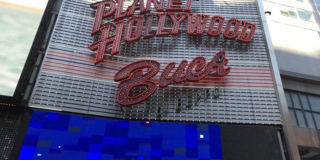 Planet Hollywood (New York, NY)