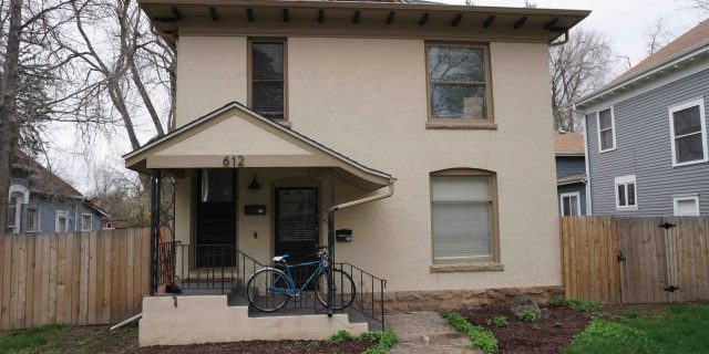 Harper Goff's Childhood Home