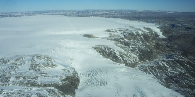 Hardangerjøkulen (Hardanger Glacier)