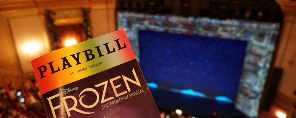 Our Review of Frozen on Broadway