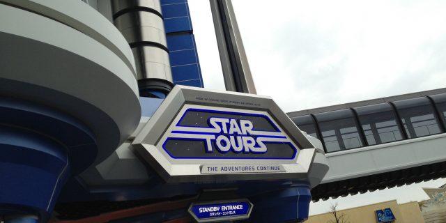 Star Tours – The Adventures Continue (Tokyo Disneyland)