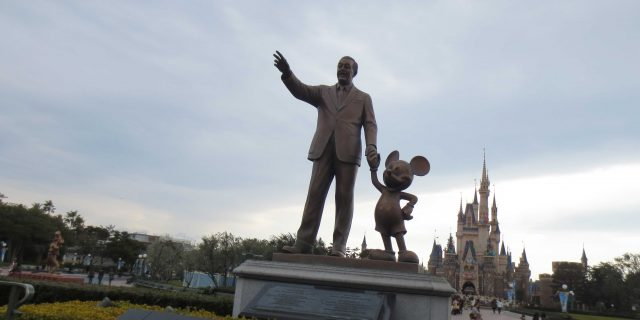 Partners: The History, Details, and Insight Into Walt & Mickey's Most Famous Statue