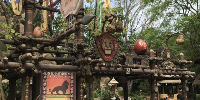 Festival of the Lion King (Hong Kong Disneyland)