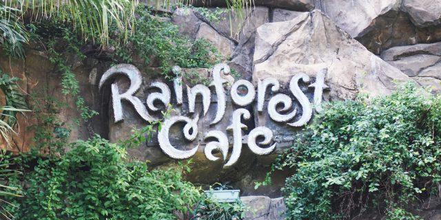 Rainforest Cafe (Schaumburg, IL)