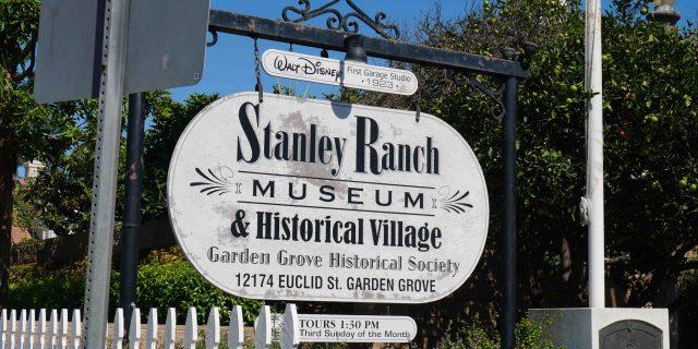 Stanley Ranch Museum (Walt Disney's Garage)