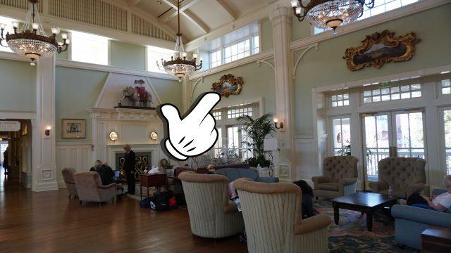 A Photo Tour Of The BoardWalk's Hidden Disney Castles