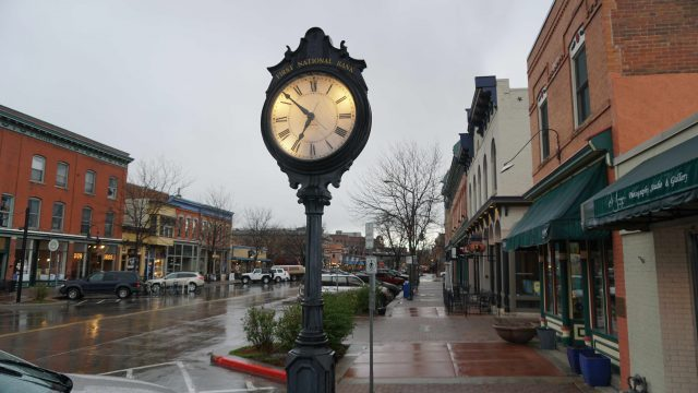 A Tour of Harper Goff's Fort Collins, the Inspiration for Disneyland's Main Street, U.S.A.