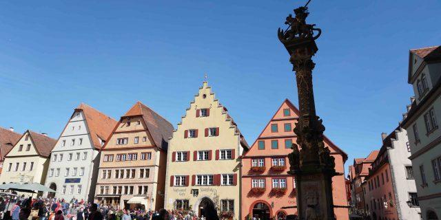 St. George's Fountain (Rothenburg ob der Tauber)