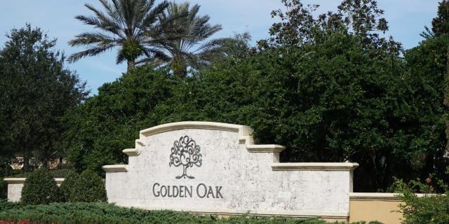 Golden Oak at Walt Disney World