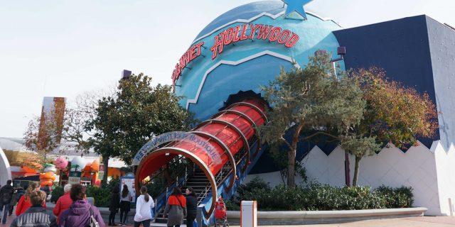 Planet Hollywood (Disney Village)