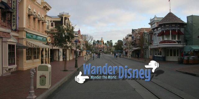 WanderDisney.com Launches!